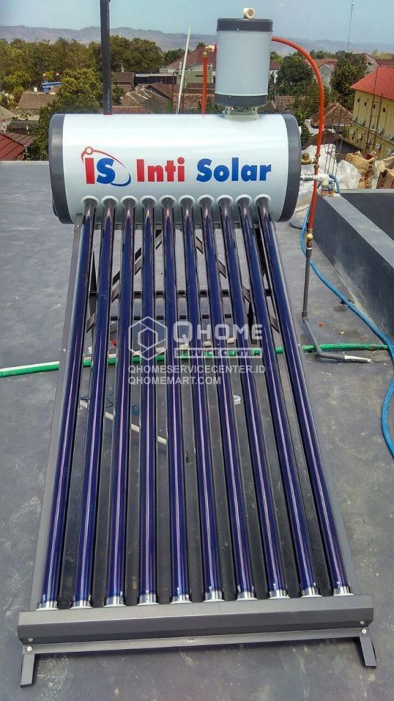 jasa pasang water heater solar cell