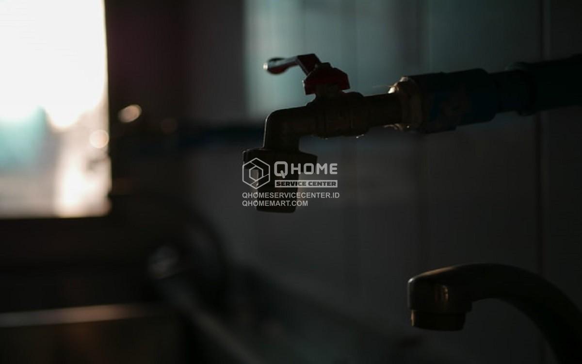 jasa perbaikan kran air jogja qhome service center